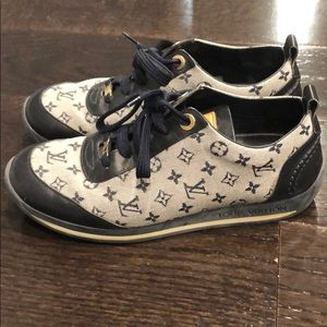 Vintage Louis Vuitton Sneakers
